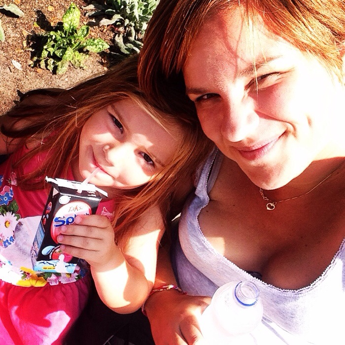 Vrijdag gingen we naar de Efteling. Liza mocht bij mijn ouders bivakkeren en Eva, Thomas en ik genoten vooral van de pirana!