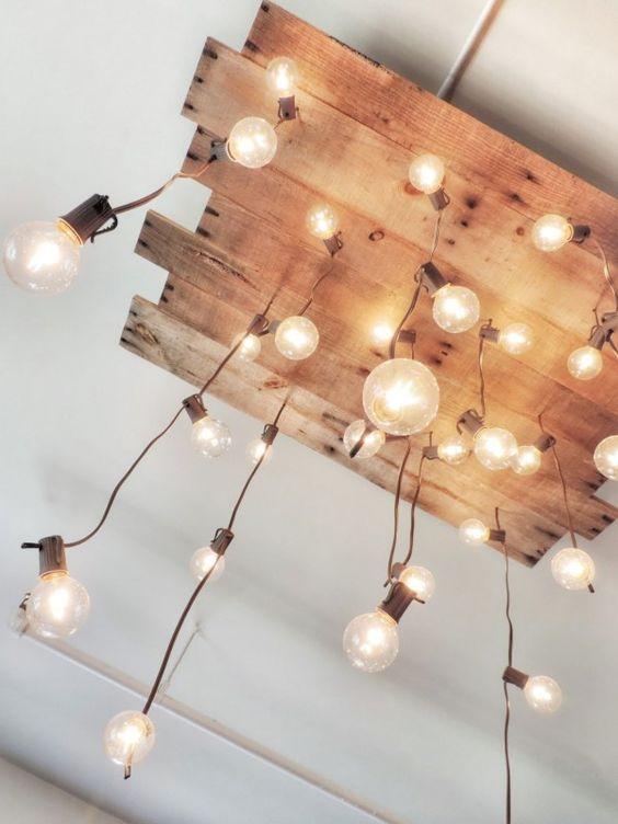 1001 mogelijkheden met pallets -lampen