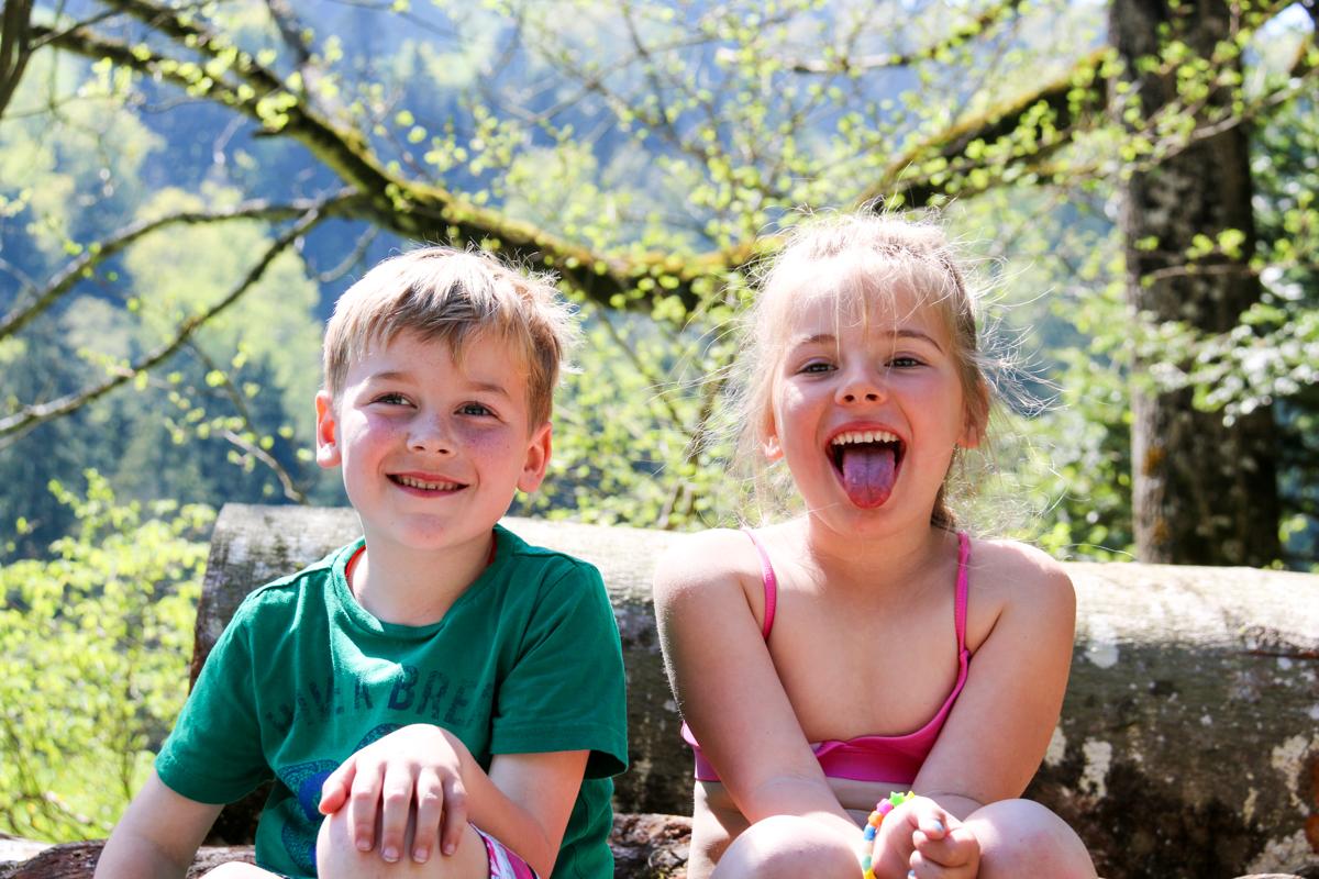 Karsten en EVa schelen 8 maanden