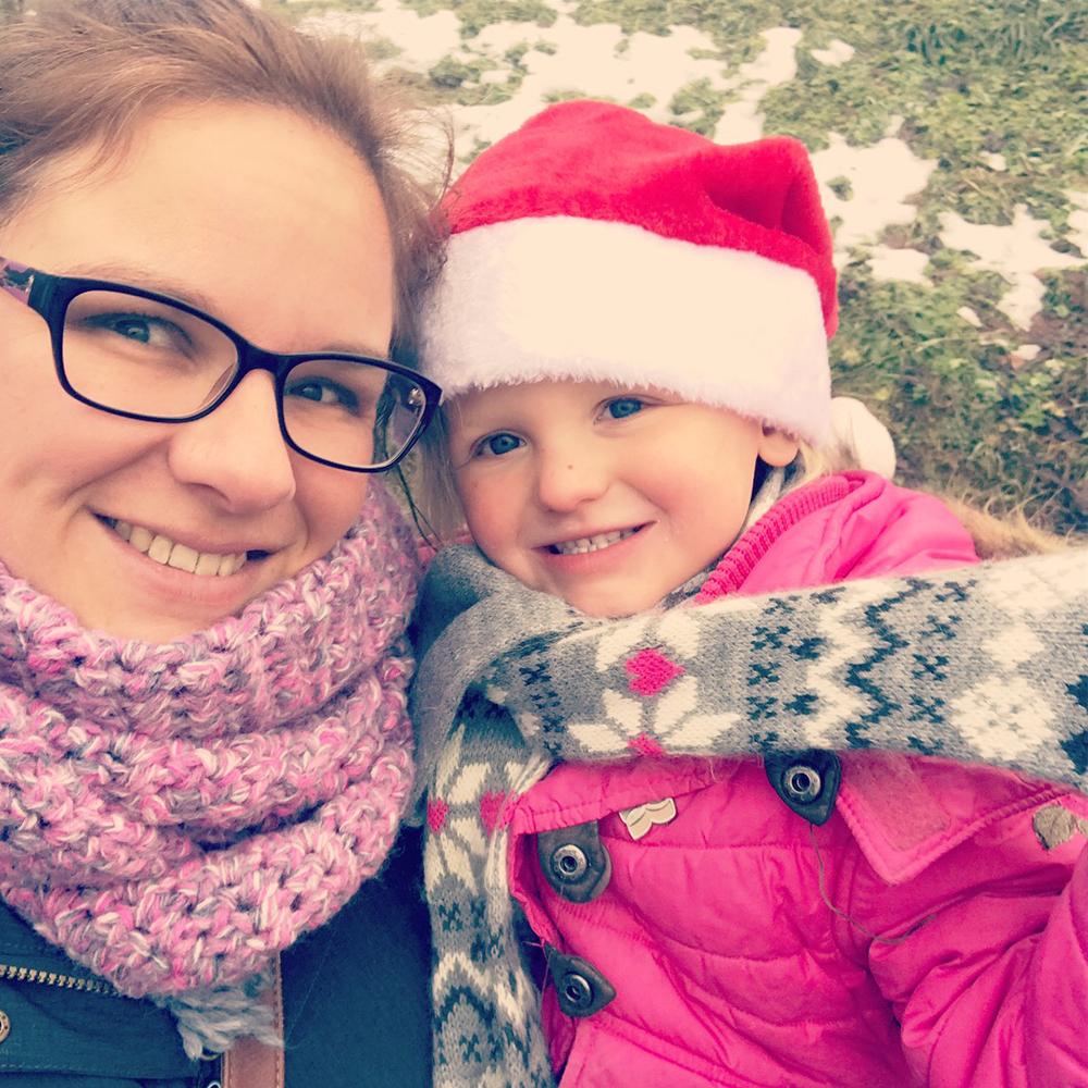 kerst met ons gezin