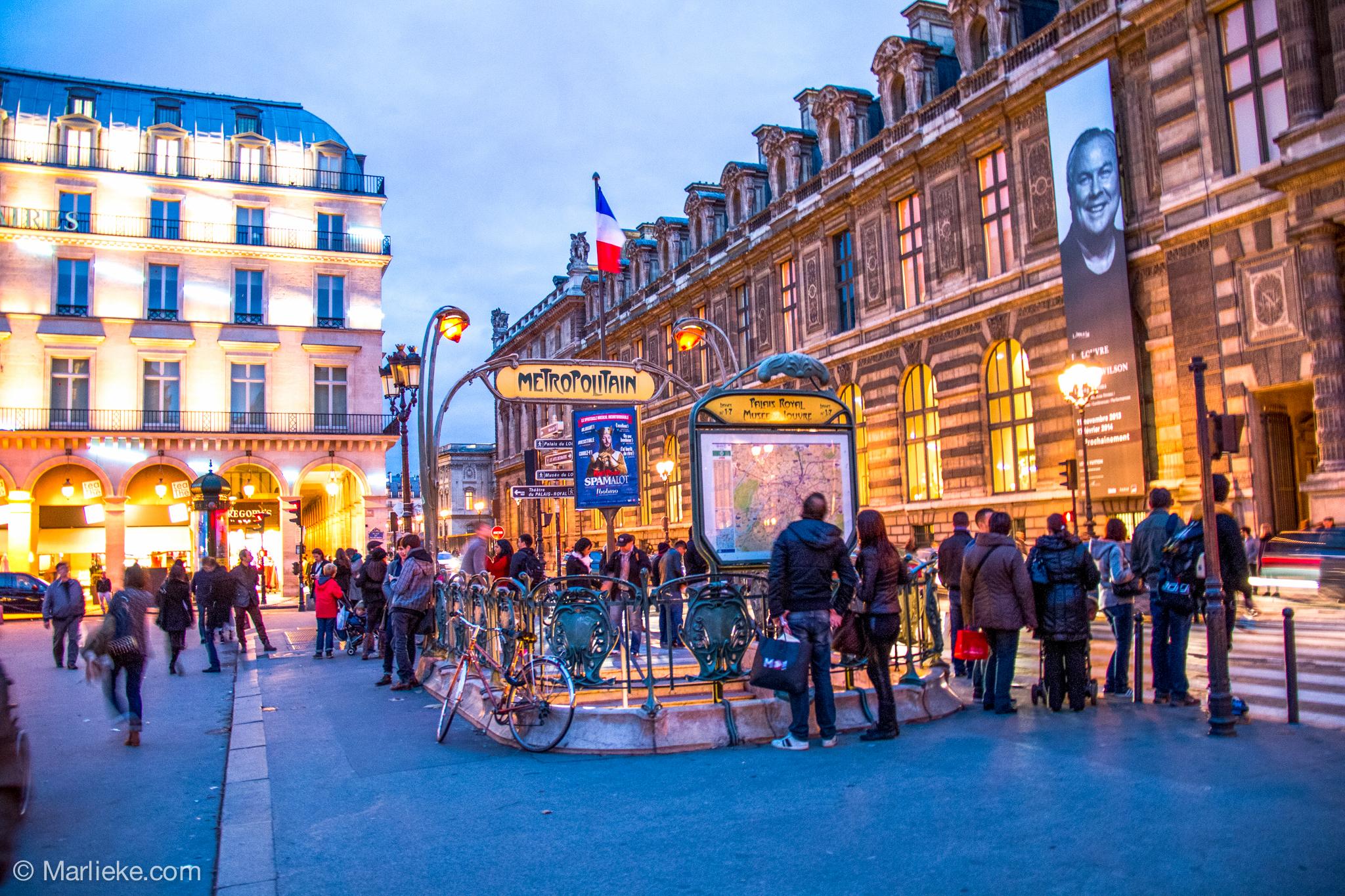 Parijs is altijd een goed idee!