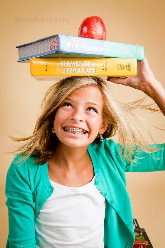 Zelfs als je kind al wat ouder is kan je toffe foto's maken! foto: www.71toes.com
