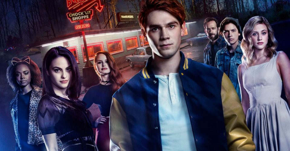series Netflix Riverdale