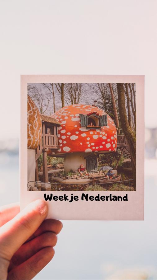 Ons Zwitserleven… Nee, ons weekje in Nederland!