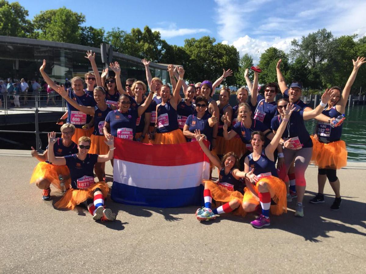 Bodensee Frauenlauf 2018 – De Running Dutchies waren erbij!