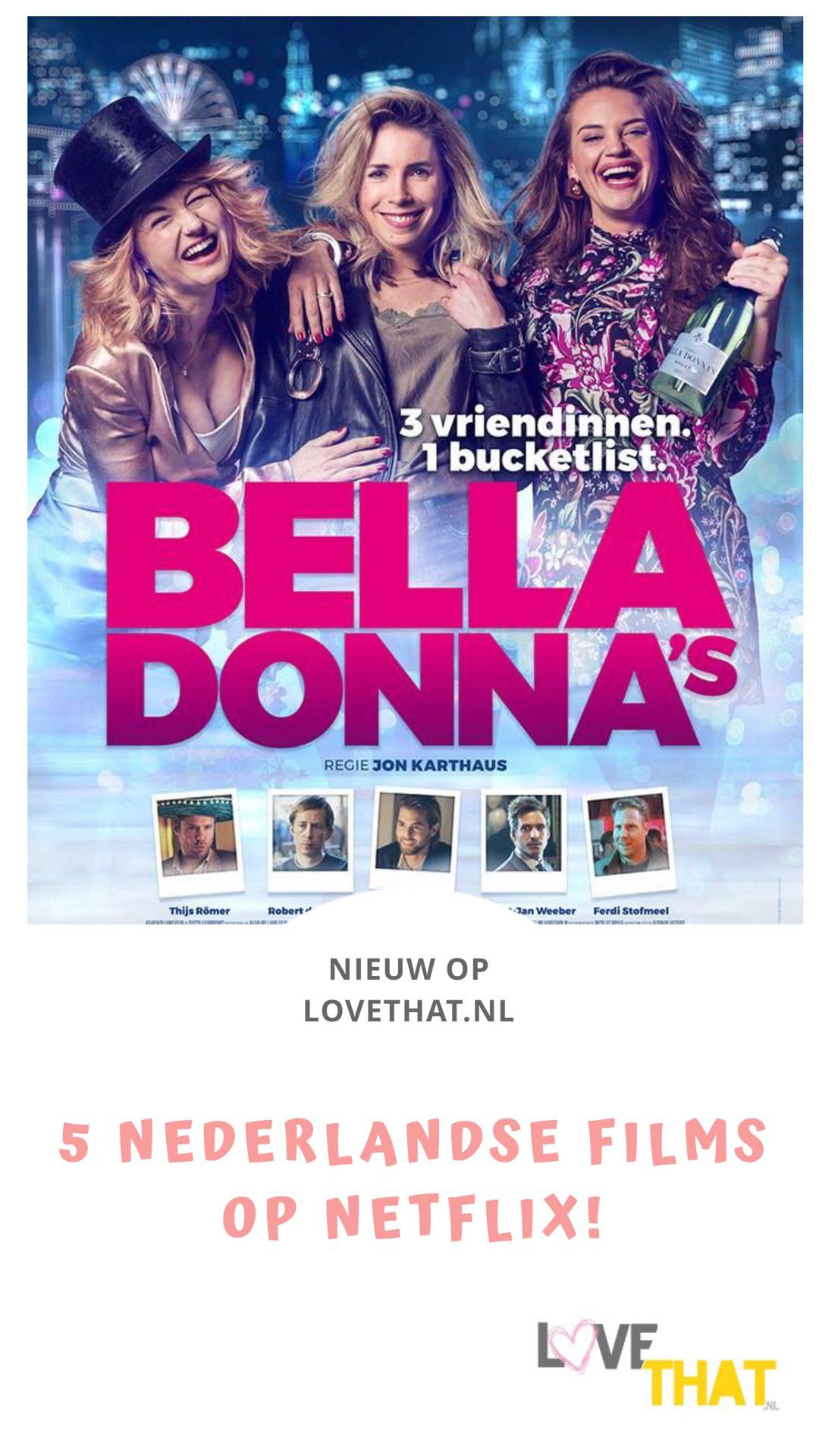 5 toffe Nederlandse films op Netflix