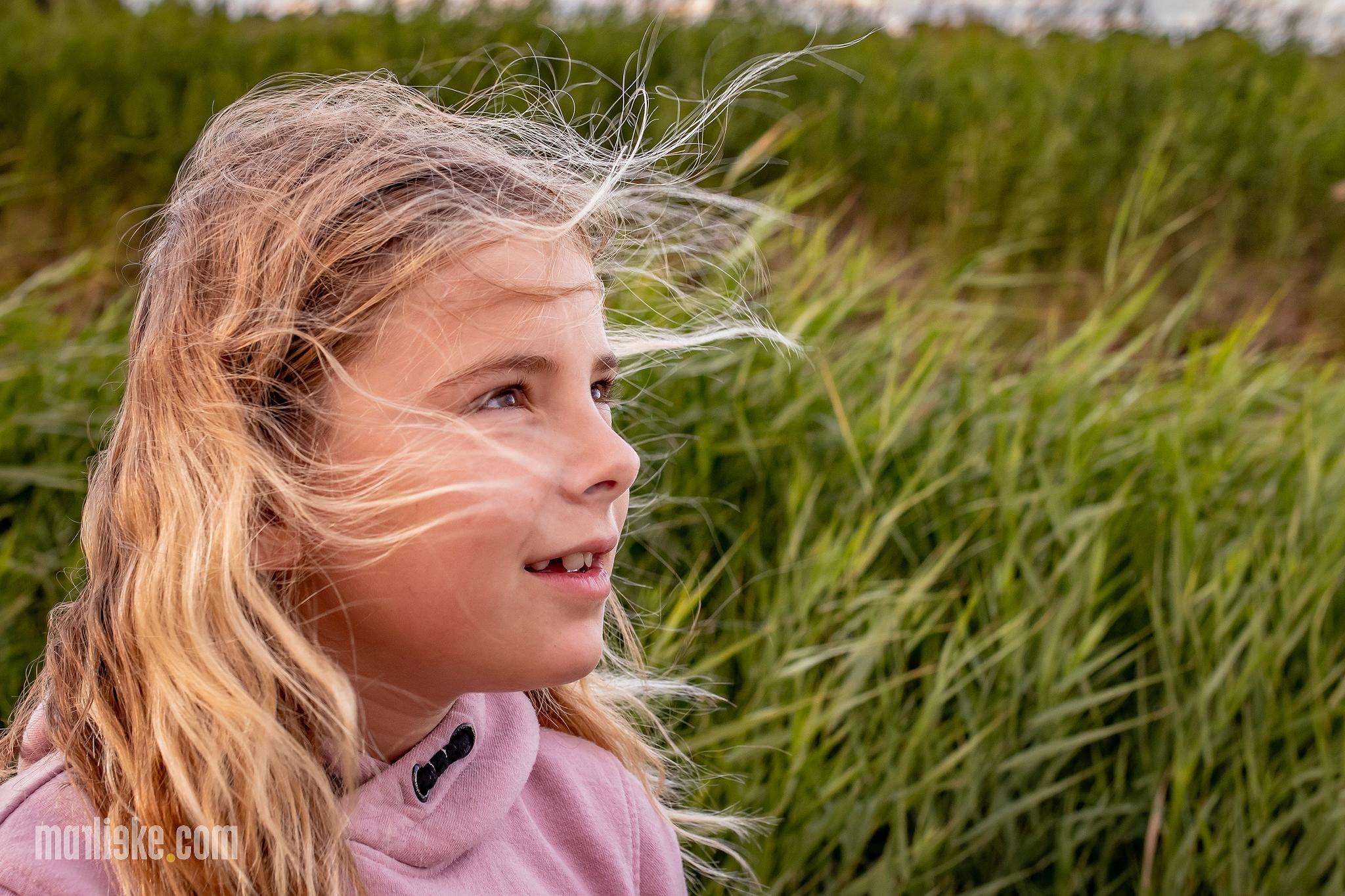 Temperamentvol kind - kind met pittig karakter