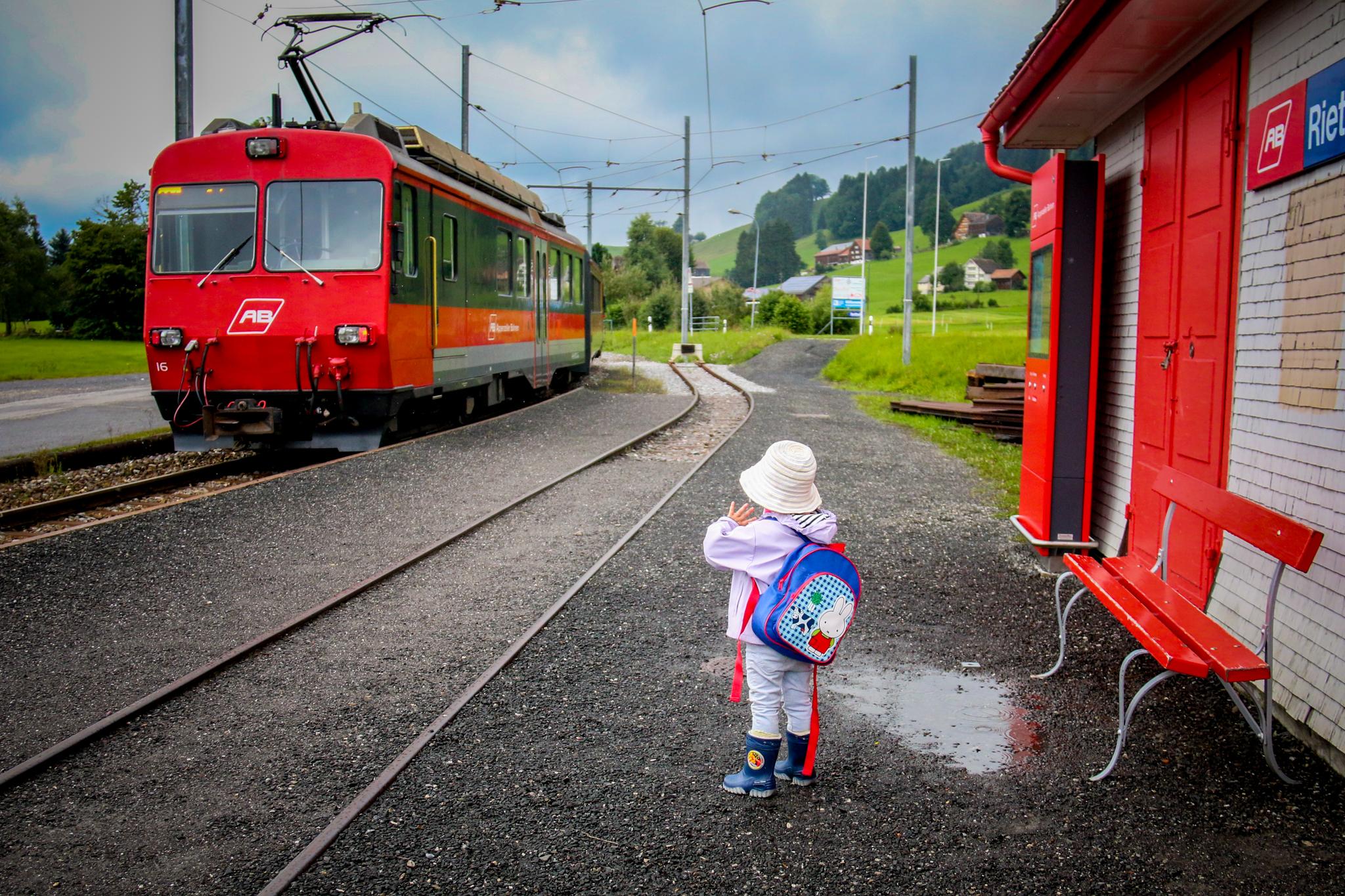 Twee jaar avontuur in Zwitserland