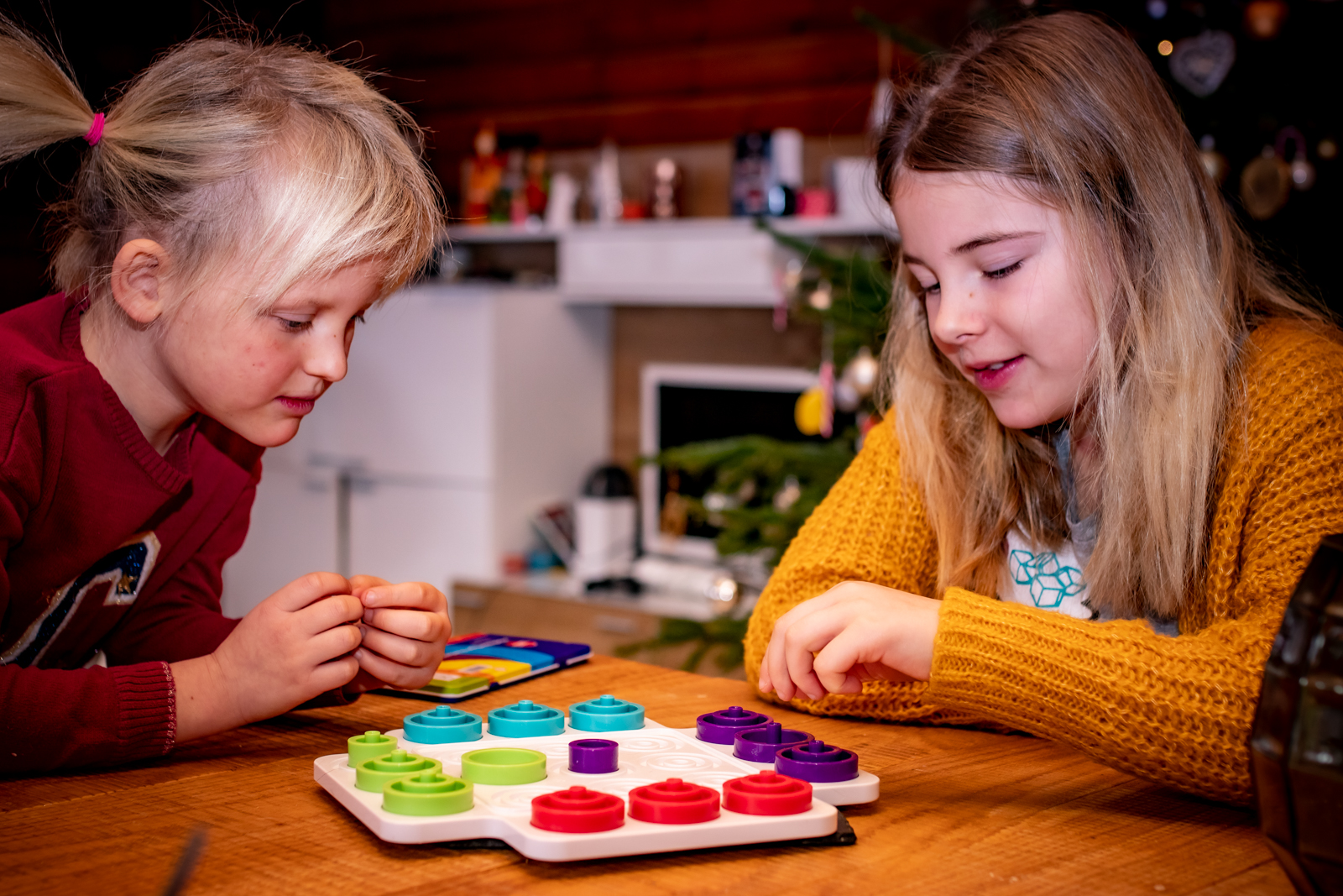 Otrio - en andere spellen voor jong en oud