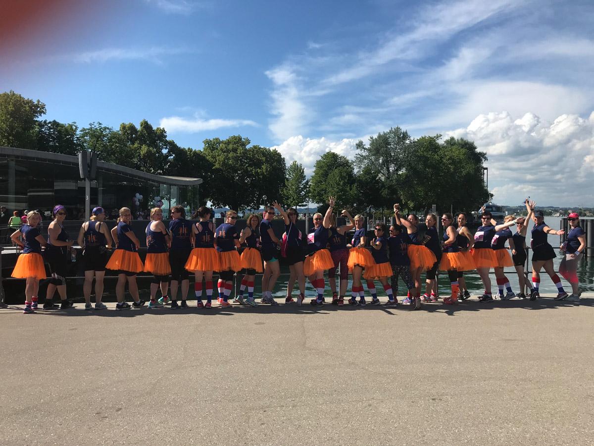 Bodensee Frauenlauf 2018 - De Running Dutchies waren erbij!