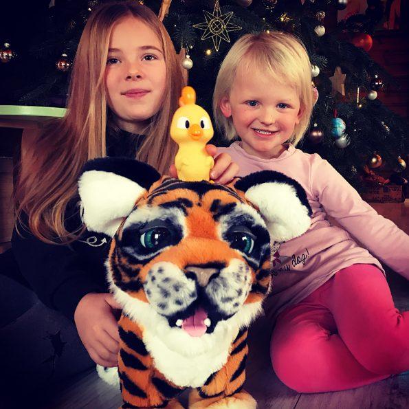 kerst met alleen ons gezin