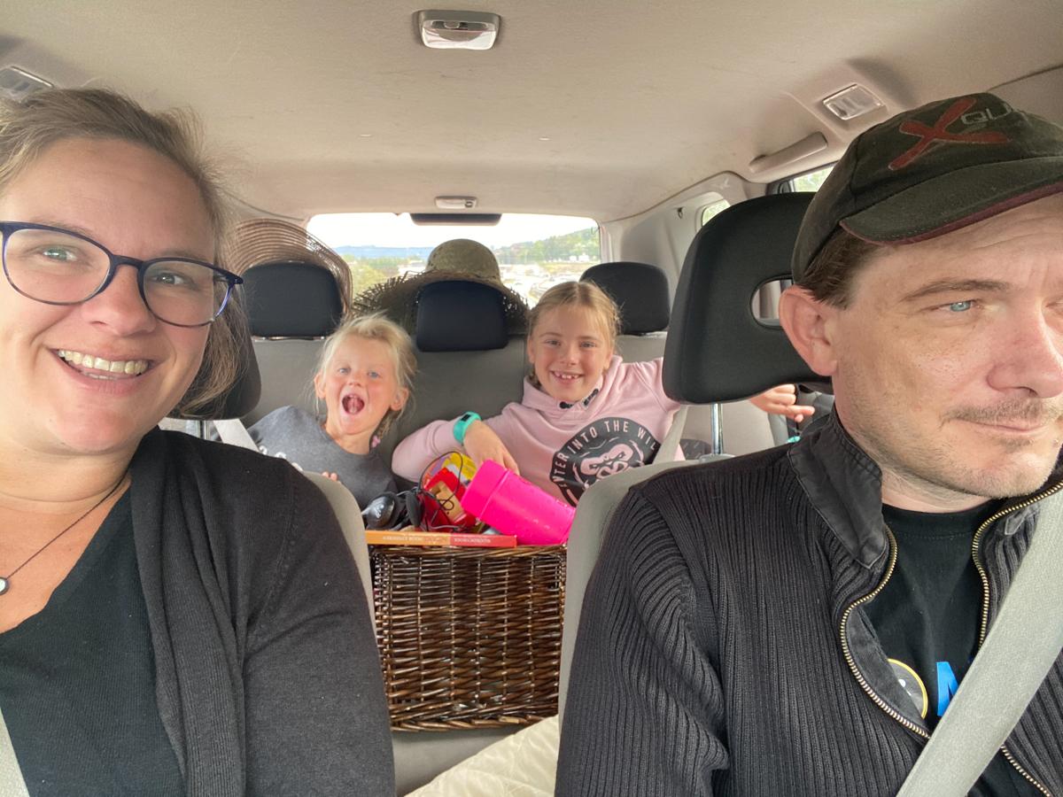 Lang met de auto reizen in de zwangerschap