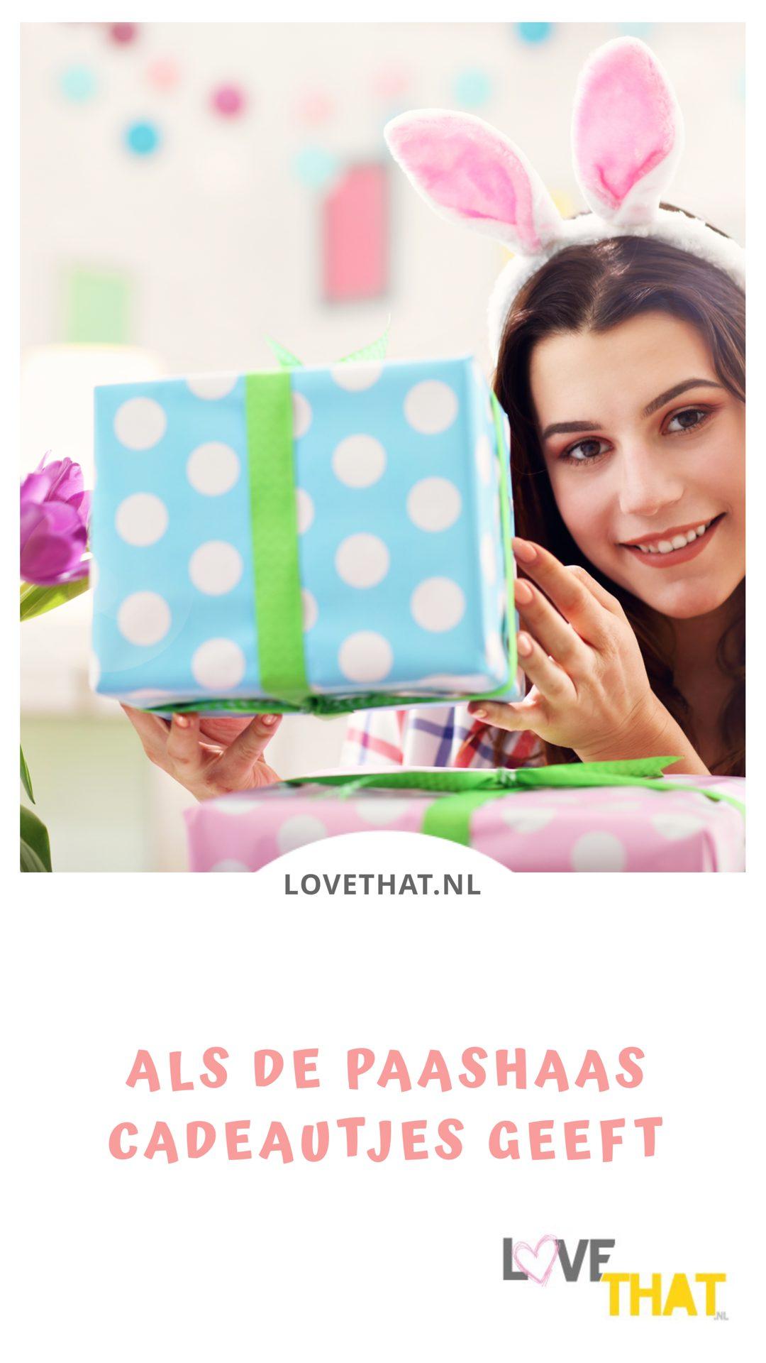 Wanneer de Paashaas cadeautjes brengt!