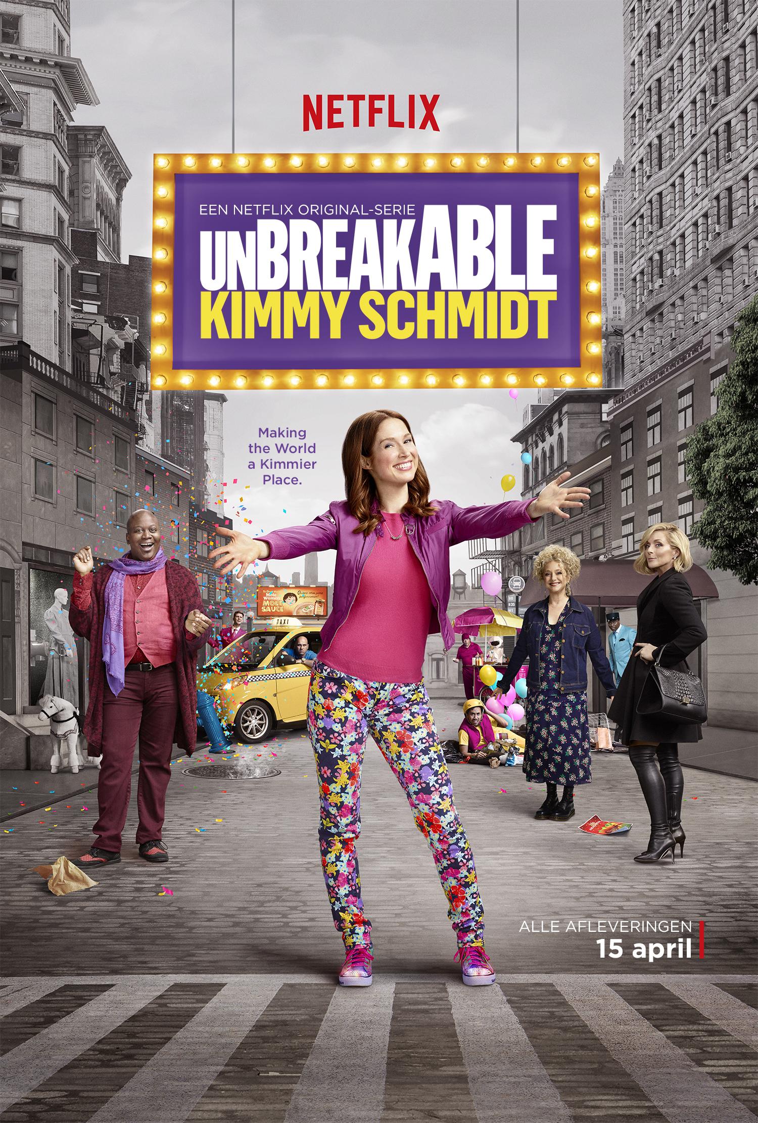 Unbreakable Kimmy Schmidt Seizoen 2