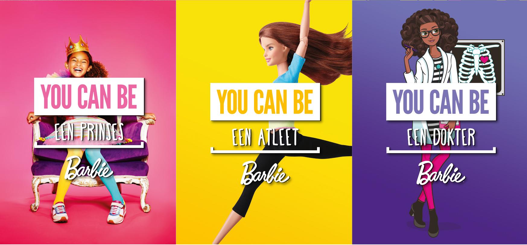 boodschap barbie