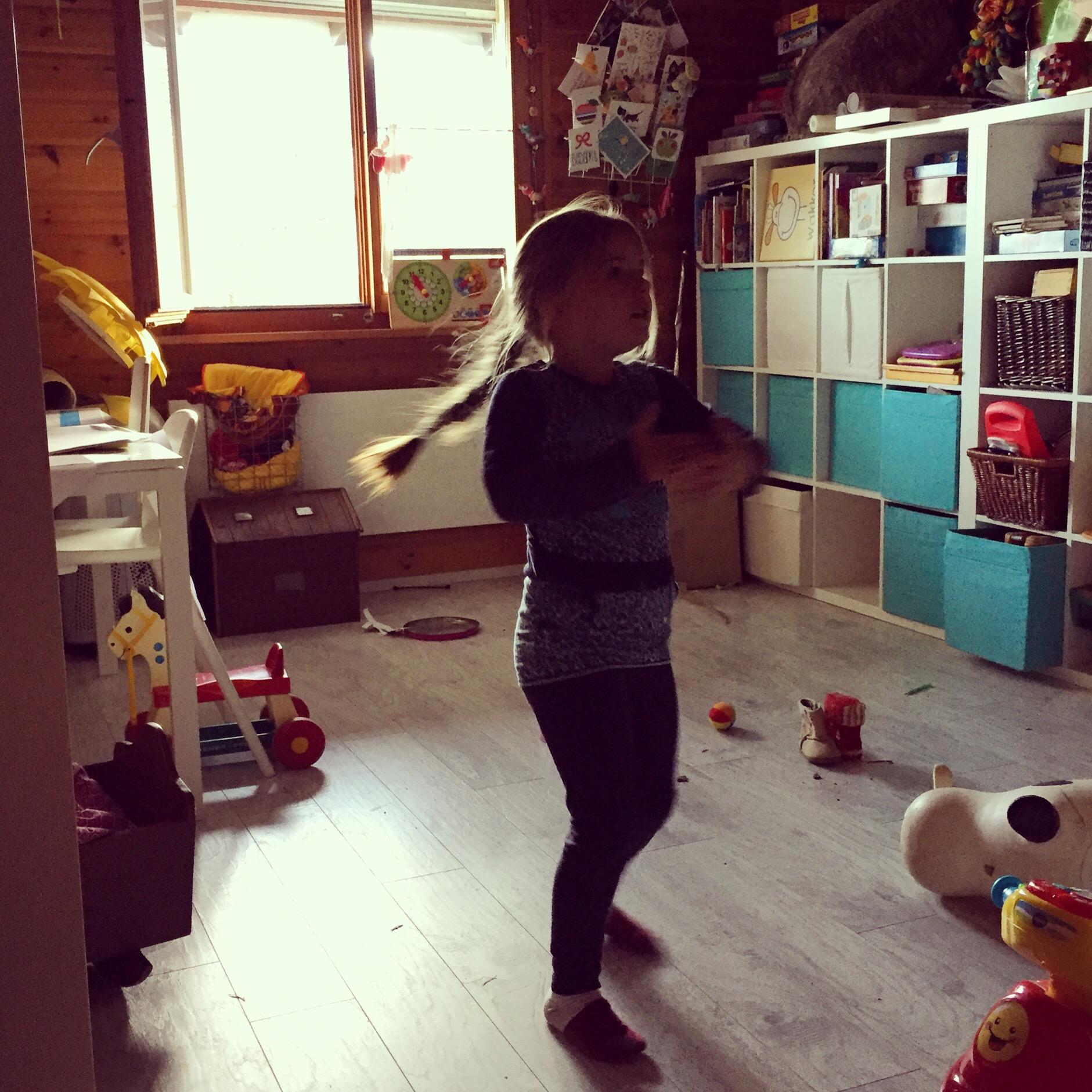 dansen op kinderliedjes youtube