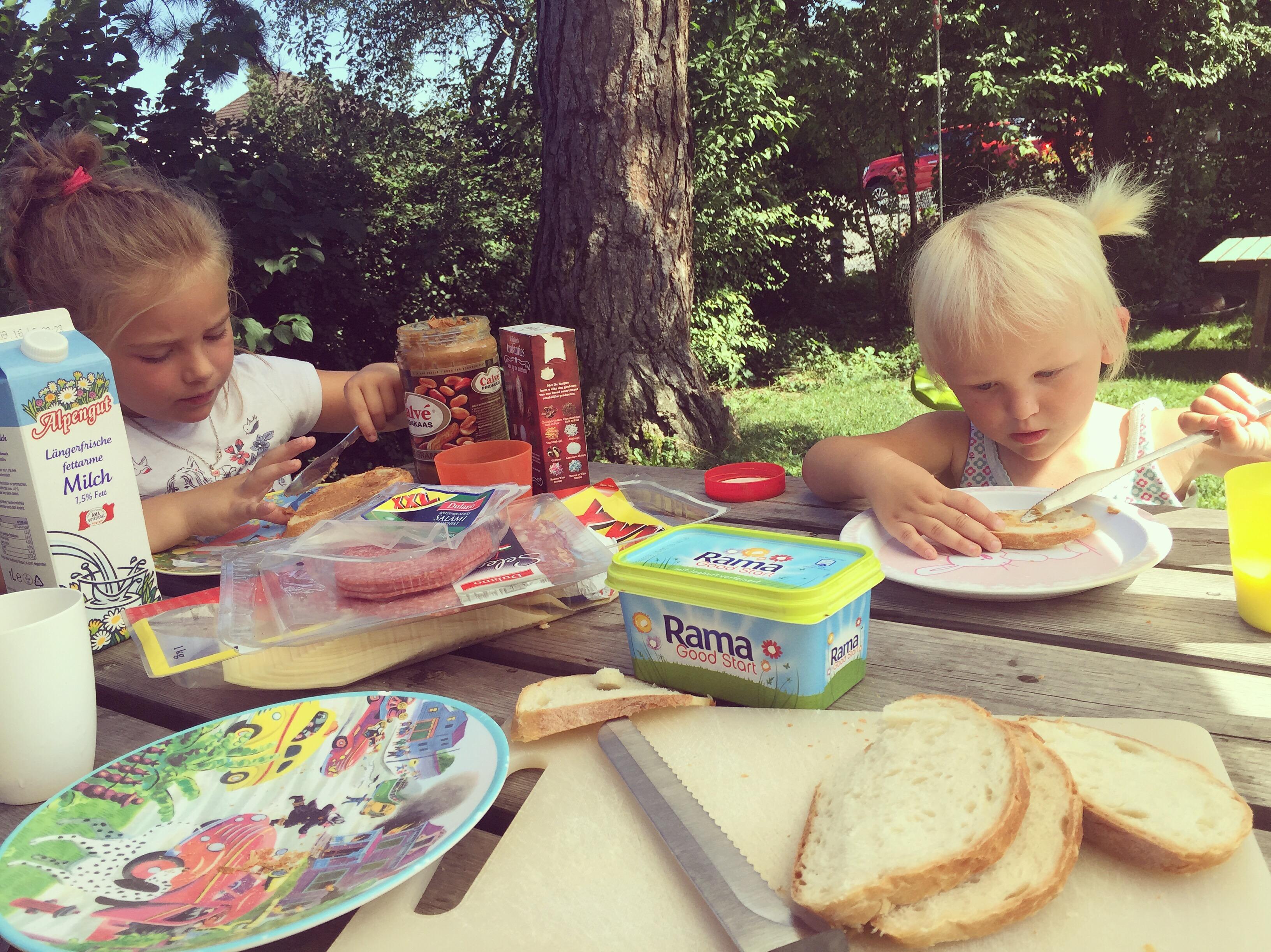 Wij eten gewoon Hollandse kost smiddags