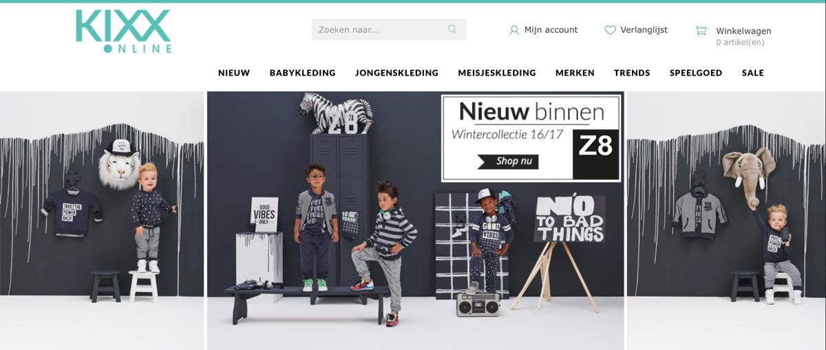 Winterjas? Duik de winkel van Kixx Online in!