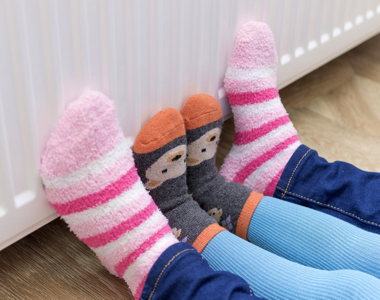 Hoe warm is het bij jullie in huis?