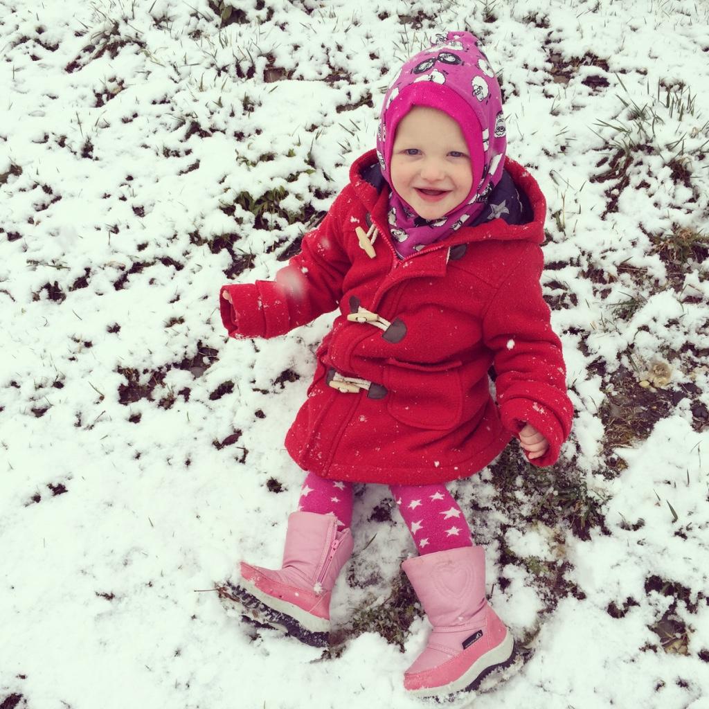 Op donderdag sneeuwt het alweer!
